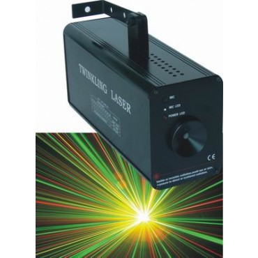 RGY Twinkling Laser.